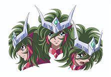 Ômega: imagens da nova armadura do Cavaleiro de Bronze Shun de Andrômeda! - Os Cavaleiros do Zodíaco