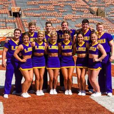Exciting WIN on the road🏈💜🐯 We'll see you in Baton Rouge next year, Texas! Espn College Football, College Cheerleading, Girly Games, Fantasy Art Women, Cheer Pictures, Lsu Tigers, Cheers, Track, Texas