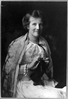 The 26th First Lady of The White House Edith Roosevelt (Theodore Roosevelt's second wife)