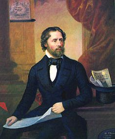 Portrait of John C. Fremont, 1856, by Bass Otis.