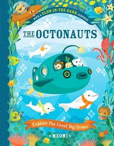 The Octonauts Explore the Great Big Ocean - NEW BOOK!