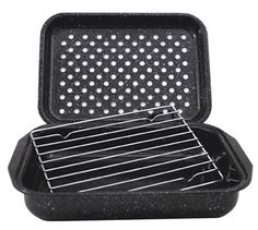 http://www.columbianhp.com/products/graniteware/roasters/mini-3-pc-bake-broil-grill-set.html