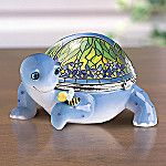 Tiffany, The Turtle Collectible Music Box. <3 <3
