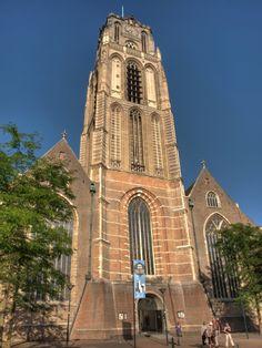 #79 De Laurenskerk beklimmen; april tot oktober op woensdag (14.00) en zaterdag (12.00 en 13.30)