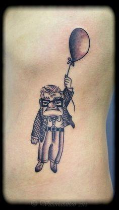 Vittoriatattoo,Gallery-Mix | Up-pixar-vittoriatattoo | Up-pixar-vittoriatattoo Studio di tatuaggi vittoria tattoo via volta,49,22100 como Italy