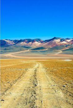 Uyuni Salt Flats, Bolivia by Ber G Beautiful Roads, Beautiful Places, Belize, Ecuador, Peru, Nature Sauvage, Bolivia Travel, Sainte Lucie, South America Travel