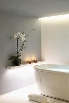 ... Pinspiration: 7 Beautiful Spa-Inspired Bathrooms from Bathroom Bliss by Rotator Rod