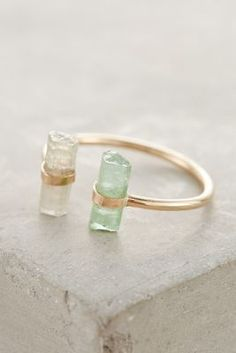 Anthropologie - Jene DeSpain Nebula Ring