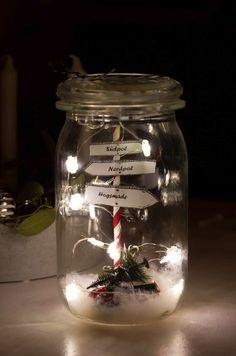 Weihnachtsgläser lililotta the türchen 7 eine gefüllte weihnachtskugel für