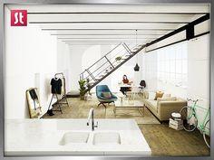 Granit taşı mutfak tezgahlarında neden tercih ediliyor? | Silestone Tezgah | Granit Mutfak Tezgahı Ankara