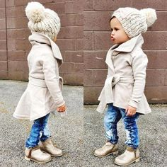 Do not like kids dressed as adults. Kids should be in mismatched socks and cartoon shirts. : Do not like kids dressed as adults. Kids should be in mismatched socks and cartoon shirts. Winter Outfits For Girls, Little Girl Outfits, Little Girl Fashion, Toddler Outfits, Little Girls, Children Outfits, Toddler Girl Style, Toddler Fashion, Kids Fashion