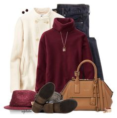 """""""More Padlocks"""" by angkclaxton ❤ liked on Polyvore featuring J.Crew, Uniqlo, Marc Jacobs, Tory Burch, ZIGIgirl, Betsey Johnson, Michael Kors and ADORNIA"""