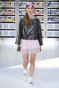 Chanel PARIS - Verao 2017 Outubro 2016 foto: FOTOSITE