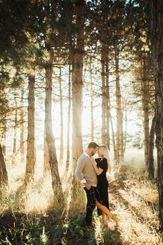Hillary + Colby Engagements – India Earl Photography
