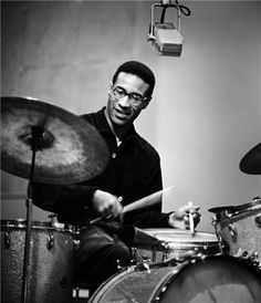Max Roach had so much impact on jazz! He created a bebop drumming style together with Kenny Clarke and inspired black activism in the 60s with his albums