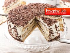 tort tiramisu Cake Recipes, Dessert Recipes, Ice Cream Candy, Polish Recipes, Polish Food, Food Cakes, Cookie Desserts, Cake Cookies, No Bake Cake