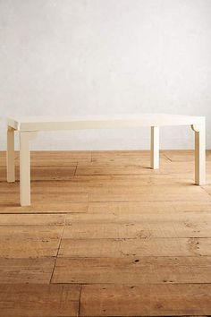 Gloss & Grain Modular Dining Table