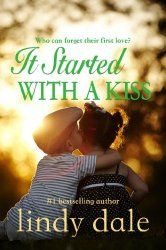 "Today's free #qlhr Quick Lunch Hour Read; romance; cute; ""It Started With a Kiss"" ; 78 pages; 4 star rating; over 60 reviews; short read romance"