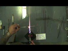 Zandstorm Creatief Atelier - Zandstorm video: Practicing reduction and encasing (Glaskralen)
