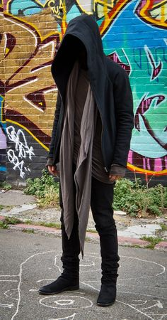 CHURCH of INDUSTRY • blutspan: need that hood. for reasons.