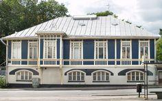 Wikeström & Krogiuksen talo