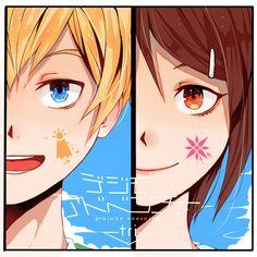 TK and Hikari