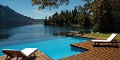 Millaqueo Eco Lodge hotel- www.millaqueo.com  In Llao Llao, Bariloche, Argentina