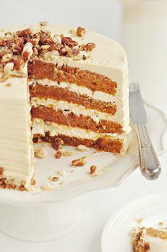 Autumn Delight Cake