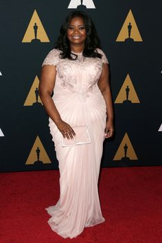 Octavia Spencer - Every Stunning Look from the 2016 Governors Awards - Photos