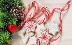 Pierniki, Lizaki, Świąteczne