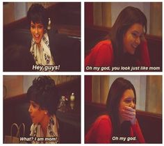 This episode of Keeping Up with the Kardashians was super funny! lol