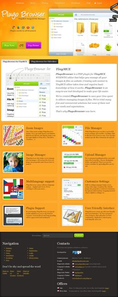 The website 'http://www.plugobrowser.com/' courtesy of @Pinstamatic (http://pinstamatic.com)