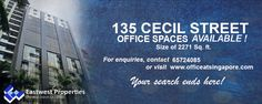 Check out the details @officeatsingapore.com Space Available, Spaces, Check