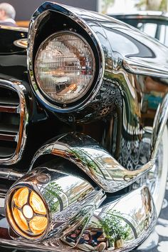 Imperial headlights