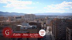 GRANADA | ZAIDIN | Vistas desde mirador privado. Avenida de Cádiz y zona del PTS en lejanía. 1/2