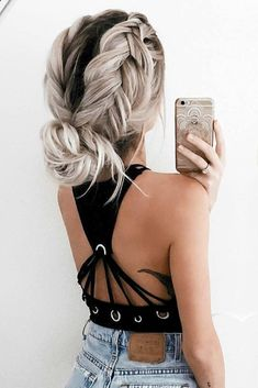 Neat See our collection of easy hairstyles that are just the perfect for spring break as it is the time to have fun.  The post  See our collection of easy hairstyles that are just the perfec ..