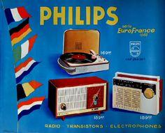 philips televisie vintage - Google zoeken