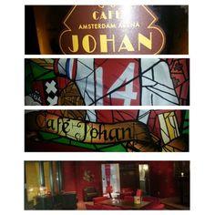 Johan Cruyff Café (15-04-'13)