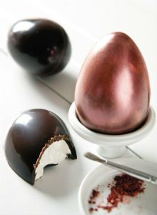 Ovos de Páscoa recheados - Portal de Artesanato - O melhor site de artesanato com passo a passo gratuito