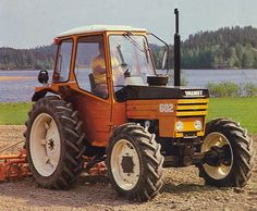Agriculture Farming, Old Tractors, Volvo, Techno, Trucks, World, Vehicles, Image, Passion