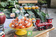 festa infantil meios de transporte lucas santa dica festas inspire-36