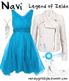 Nerdy Girl Style