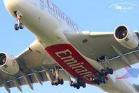 A380 Emirates - Flughafen München