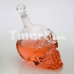 500ML New Crystal Head Vodka Bottle Large,$8.67