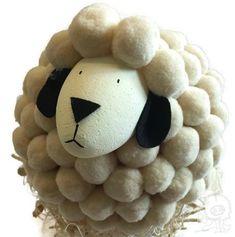 Húsvéti bárány dekoráció Store Windows, Diy, Teddy Bear, Easter, Animals, Creative, Display Cases, Animales, Bricolage