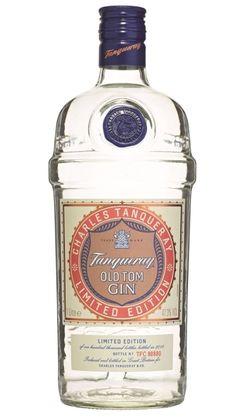 Llega a España la exclusiva ginebra Tanqueray Old Tom en una edición limitada de 12.500 botellas