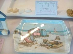 White Sands Home Accessories.  End of summer sale.  Sandy Bay Trays. Only £3.49. Don't miss out!
