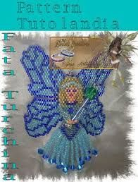 Bildergebnis für Absolutely free small angel beading patterns