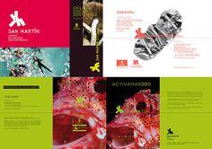 Club de Esgrima - Graphic Design