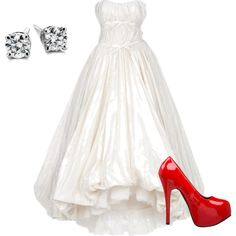 wedding, created by bubbletoes123 on Polyvore